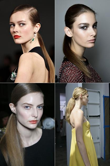 2014春夏髮妝趨勢