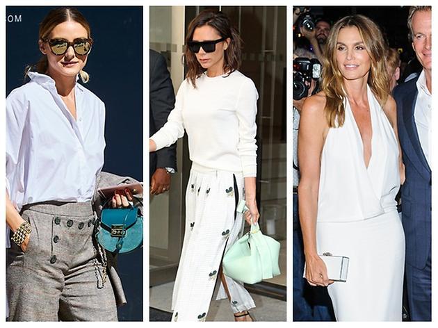 時裝周就是要曬包啊!女星揹去紐約炫耀的九大精品包款