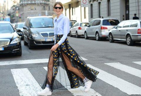 站在時尚的位置!穿上七個單品你也可以成為街頭最美的風景