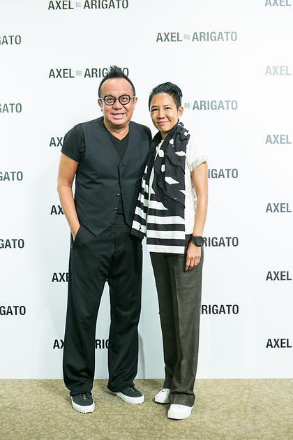 瑞典新興潮流鞋履品牌AXEL ARIGATO正式抵台 當晚舉行正式抵台歡慶派對