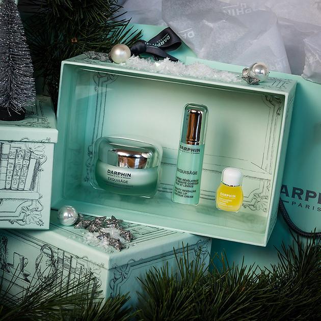 DARPHIN X Antoinette Poisson 全球限量法式手繪聖誕禮盒 暖心推薦