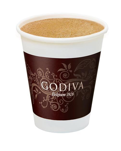 GODIVA冬季限定巧克力熱飲 暖心上市