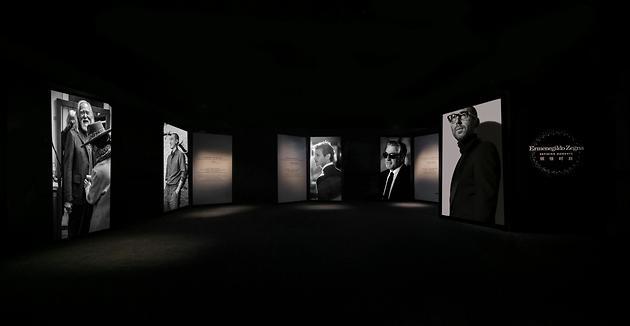 Ermenegildo Zegna 「頓悟時刻」展覽於上海盛大揭幕