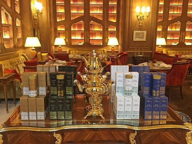 TWG Tea 為巴黎麗茲酒店訂製洋溢法式風情手工調配茶款浪漫來台